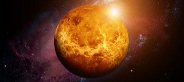 климат на Венере